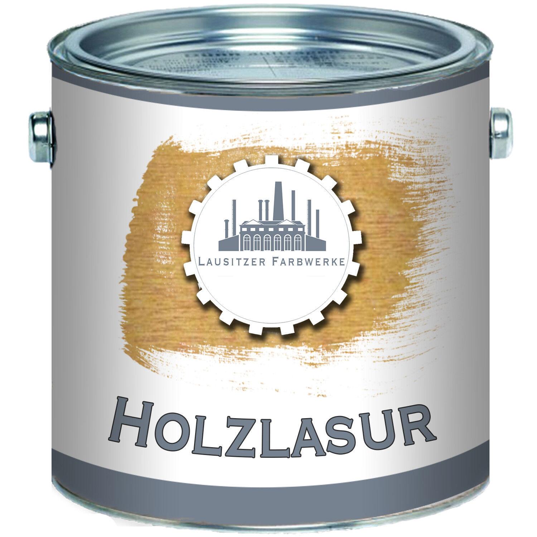 Lausitzer Farbwerke traditionelle Holzlasur Speziallasur 2,5L 5L 10L 20L Kiefer