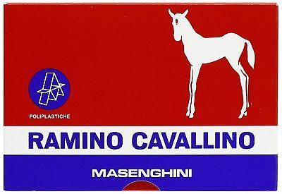 Disinteressato Ramino Telato Triplex Poliplastiche Cavallino Bianco Masenghini Non-Stireria