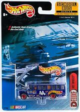 Hot Wheels Racing Deluxe School Bus #44 Kyle Petty New 1999