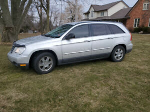 2008 Chrysler Pacifica Touring Edition Certified