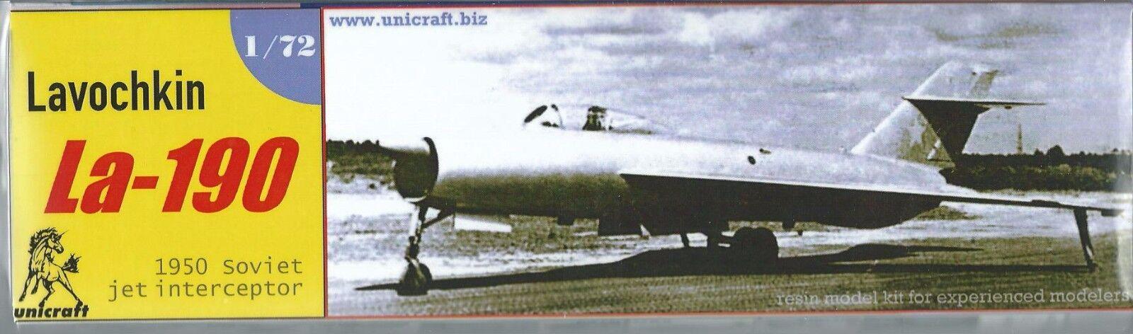 1 72 Unicraft Lavochkin La-190