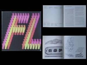 Catalogue Fete De La Lettre - 1976 - Galerie Paul Facchetti - Typographie Massin