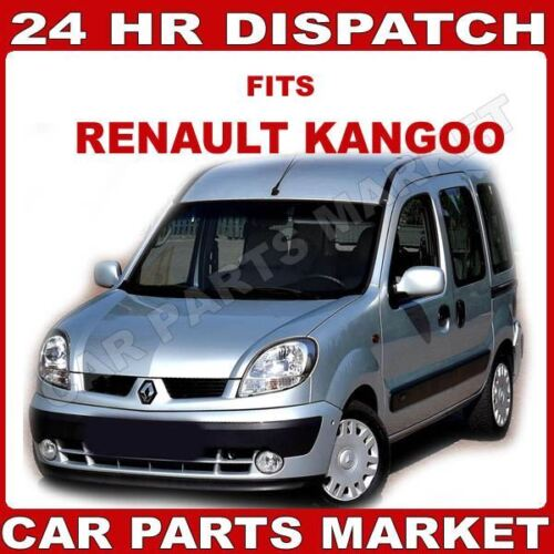 Right Driver Side Wide Angle Wing Door Mirror Glass For Renault Kangoo 2003-08