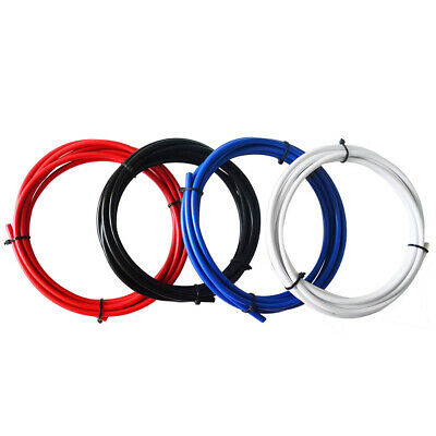 Shift Line Wire Wrap Cover Bike Cable Housing Bicycle Outer Casing 4mm Dia