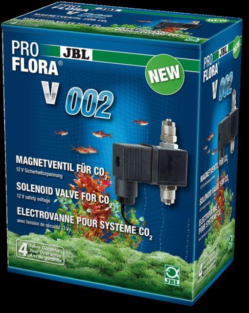 Haustierbedarf Jbl Proflora V 002 Magnetventil Für Co2 12v Sicherheitsspannung Fische & Aquarien