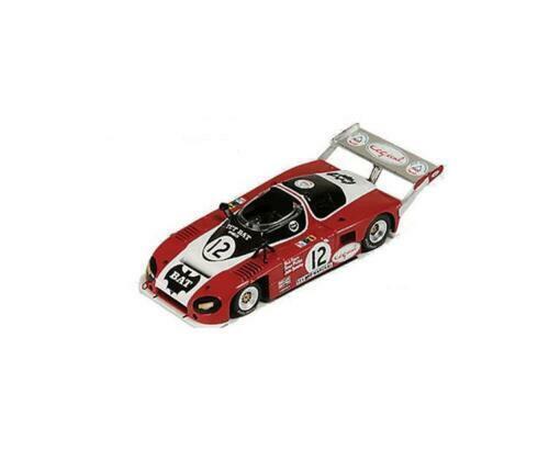 De Cadenet Lola LM Ford  12 Le Mans 1978 BZ78 Bizarre 1 43 New