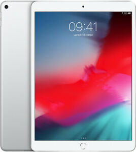 Apple-iPad-Air-3-2019-10-5-034-WiFi-Cellular-4G-64GB-NUOVO-Tablet-Silver-Bianco