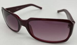 Kangol Women's Designer Summer Sunglasses 9KL549-3 Red Crocodile Skin Effect