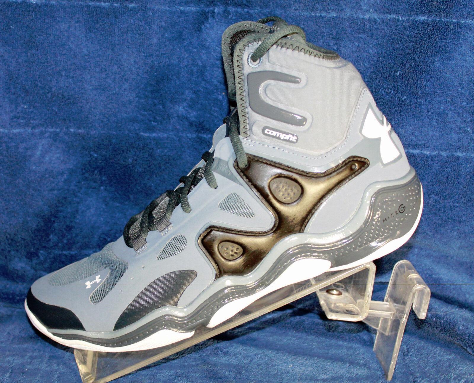 Uomo Under Armour Micro G Juke 2 Basketball Shoe - 1246939-029