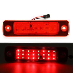 Rear-Bumper-Reflector-High-Level-Tail-Stop-Brake-Light-Lamp-For-Ford-Transit-MK7