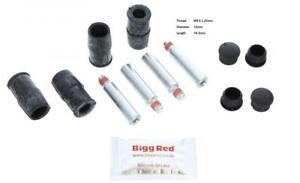 for Citroen Berlingo 2008/>  FRONT L or R Brake Caliper Slider Bolt Kit H1306X