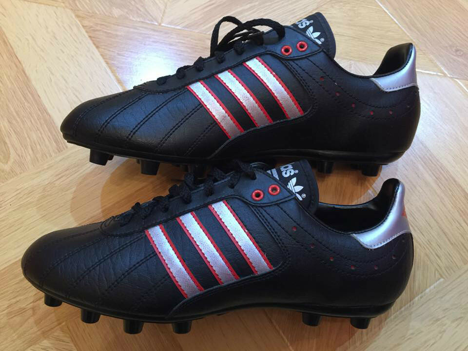 Vintage Adidas STRATOS JL 80s NEW, Authentic  Taille 9.5 mania pulse f50