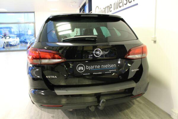 Opel Astra 1,0 T 105 Enjoy ST billede 4