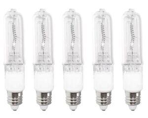 5 bulbs 250watt halogen replacement bulb for hayward - Swimming pool light bulbs halogen ...