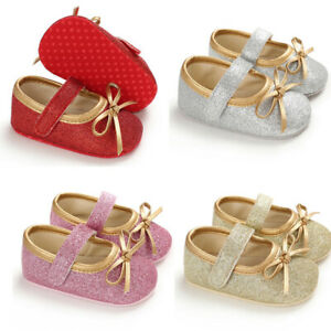 Infant-Newborn-Baby-Baby-Girls-Shoes-Bow-Anti-slip-Single-Sneake-Princess-Shoes