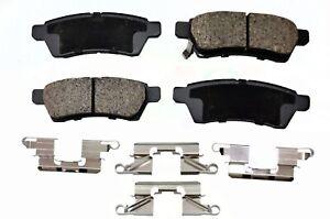 Rear Ceramic Brake Pads Kit for Nissan Frontier Xterra Suzuki Equator