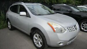 2009 Nissan Rogue SLAWD  FINANCEMENT MAISON