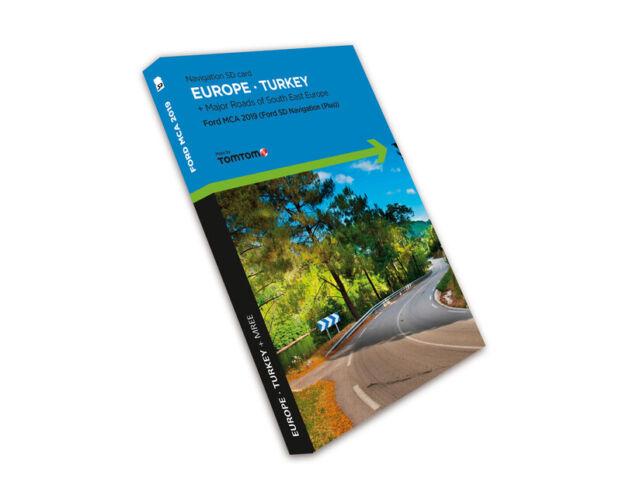Tomtom Sd Karte Installieren.Ford Navigationssoftware 2370954 Mca 2019 Navigation Tomtom Sd Karte