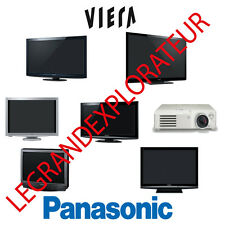 Ultimate Panasonic TV LCD PLASMA  LED Repair Service manual  380 PDF manuals DVD