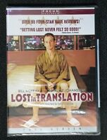 Lost In Translation (dvd, 2004, Pan Scan) Free Shipping Sealed