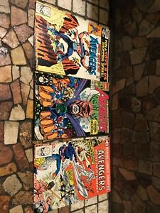 Lot-Of-3-Avengers-Annual-11-339-Oct-24