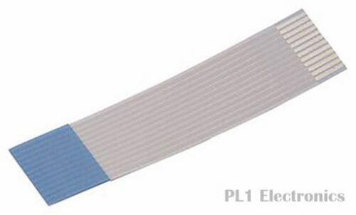 "3.9 /"" White 10 Core 100 mm WURTH ELEKTRONIK    687710100002    Ribbon Cable"