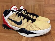 c72085adc85 item 2 RARE🔥 Nike Kobe 7 VII System Olympic USA Team Red Blue Gold Sz 10.5  488371-102 -RARE🔥 Nike Kobe 7 VII System Olympic USA Team Red Blue Gold Sz  10.5 ...