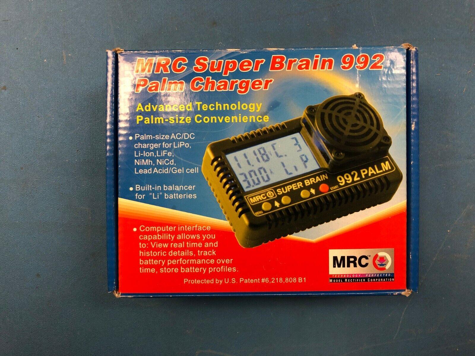 MRC 992 Cargador De Palma Super cerebro
