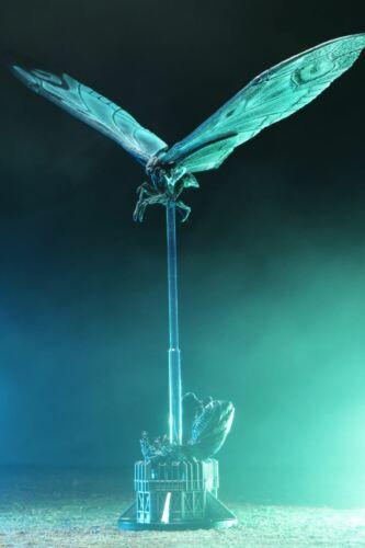 NECA GODZILLA IL RE DEI MOSTRI Mothra POSTER versione Action Figure pre ordine