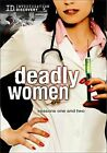 Deadly Women Ssns 1-2 0014381630527 With Natalia Ladyko DVD Region 1