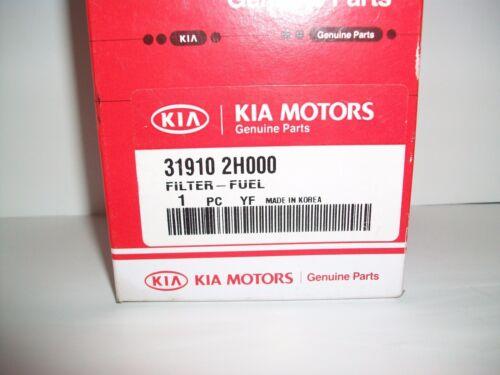 Genuine Kia Fuel Filter 319102H000