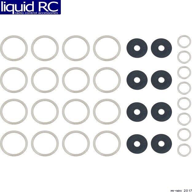 Associated 81381 RC8B3.1 Differential Shim Set
