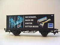 """Märklin 94093 Güterwagen Containerwagen """"Wilkinson"""" Sondermodell  TOP in OVP A13"""