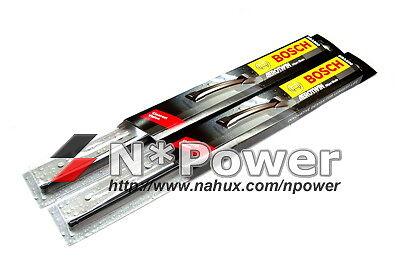 BOSCH AEROTWIN WIPER BLADE PAIR FOR MAZDA CX-9 TB 12.07-07.16 3.7L DOHC V6 CA VV