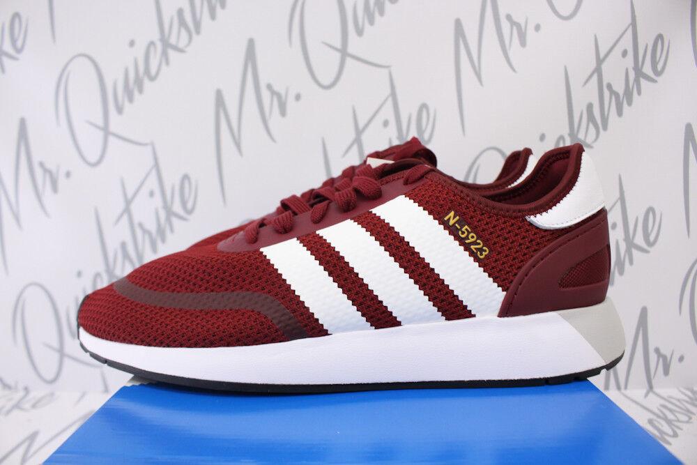 Adidas originals n-5923 sz 11,5 db0960 iniki läufer burgund weiße db0960 11,5 bdd58a