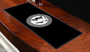 SKA BLACK BAR RUNNER IDEAL FOR PARTY'S FOR ANY OCCASION MOTOWN MOD L&S PRINTS