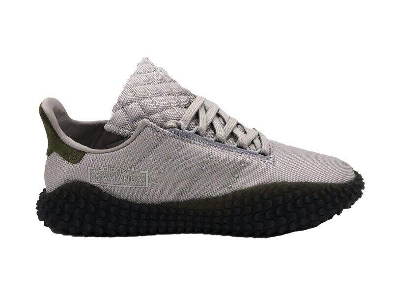 Adidas Kamanda Turnschuhe Grau Grün EE5648