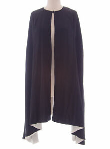 Winter-Kate-Cassius-Black-Silk-Sleeveless-Crepe-Cape-NRCA61-One-Size-495-NEW
