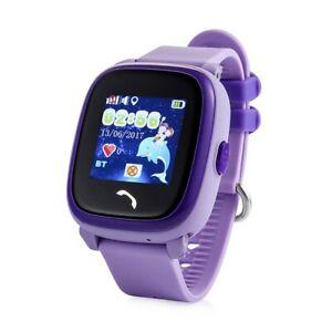 entidad líquido Cívico  Reloj localizador-rastreador GPS para niños | eBay