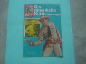 Fernseh-Abenteuer-Texas-Ranger-Comic-Nr-147-v-1959-1964-alt-selten-top