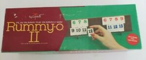 VINTAGE-RUMMY-O-II-GAME-BY-CARDINAL-CIRCA-1977-PRE-OWNED-VERY-GOOD-CONDITION