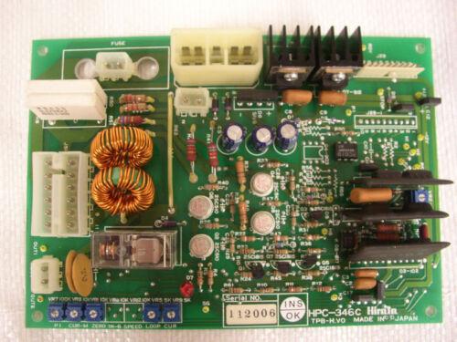 HIRATA CIRCUIT BOARD HPC-346C TPB-H.VO