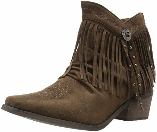 Roper Womens Fringy Western Boot- Select SZ/Color.
