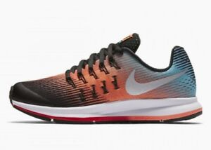 brand new 477ea 80f8a Image is loading Nike-Zoom-Pegasus-33-Youth-Size-7Y-Athletic-
