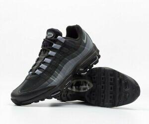 air max 95 ultra black and grey