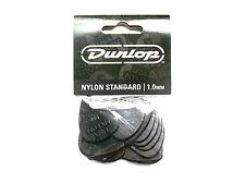 12 Dunlop nylon Picks tono 1,00 mm plettro Hang BAG