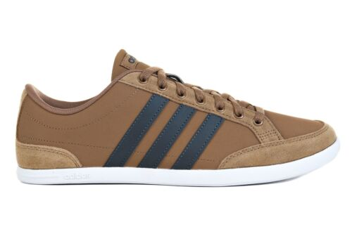 ADIDAS CAFLAIRE Men/'s Leather Casual Sneakers Skate Flat Shoes Brown EG4317