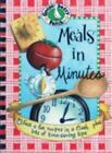 Everyday Cookbook Collection: Meals in Minutes Cookbook : Fast and Fun Recipes in a Flash... Plus Lots of Timesaving Tips by Gooseberry Patch (2002, Hardcover)