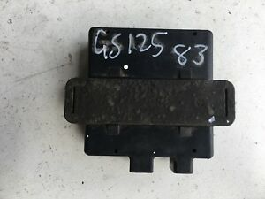 SUZUKI-GS-125-1983-MODEL-CDI-MOTORCYCLE-RESTORER