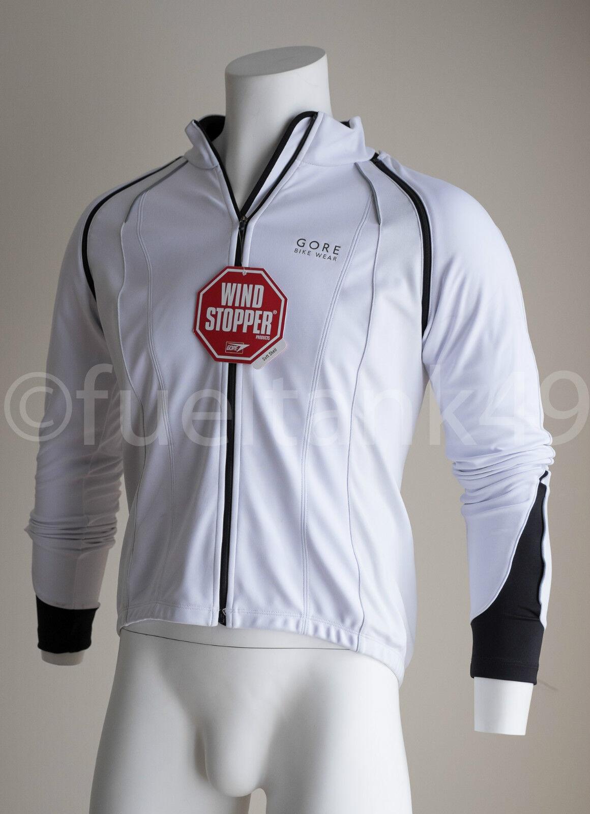 Gore Bike Wear Windstopper Soft Shell Chaqueta De Ciclismo-Damas Talla L